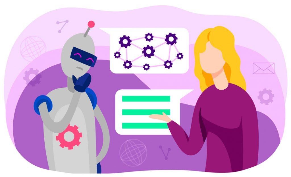 doğal dil işleme, sohbet robotu